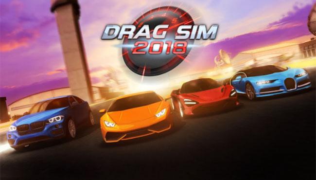 Android Araba Yarış Oyunu Drag Sim 2018