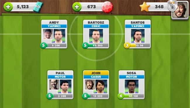 Android Futbol Oyunu Score Match İndir
