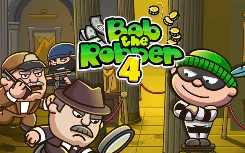Bob The Robber 4 Android Oyunu indir