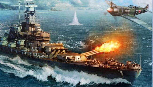 Fleet Glory Android Savaş ve Aksiyon Oyunu