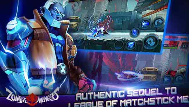 League of Stickman: Android Aksiyon Oyunu İndir