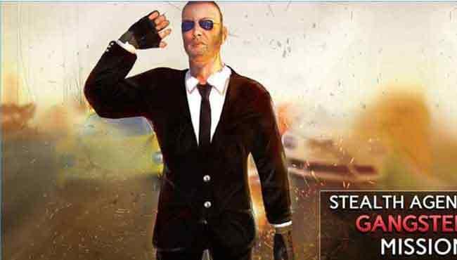 Stealth Ajan Gangster Misyon: Android Oyunu indir
