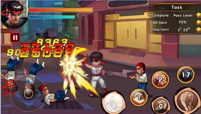 Street Combat 2: Android Aksiyon ve Dövüş oyunu indir