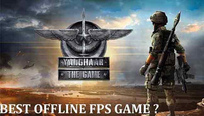 Yalghaar Action FPS Shooting Game: Android Oyunu indir