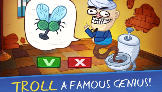 Troll Face Quest Video Games 2 Bulmaca Oyunu