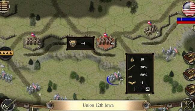 Android Strateji oyunu, Civil War 1862 İndir