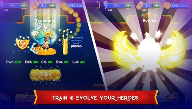 Fire Frontier: Heroes of Valor Android oyun indir