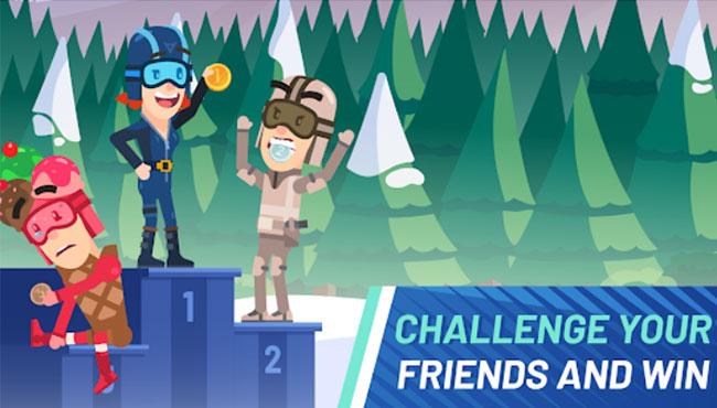Ski Jump Challenge: Android Arcade Oyunu İndir