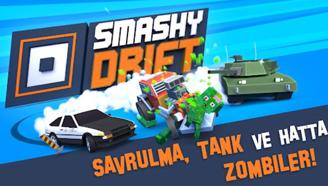 SmashyAndroid Drift Araba Yarış Oyunu apk İndir