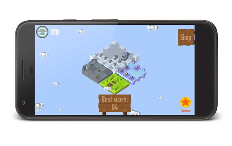 Castle 2048 Android Arcade Oyunu indir