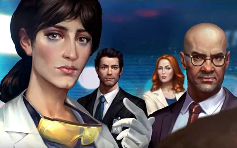 The X-Files Deep State - Hidden Object Adventure android oyunu indir