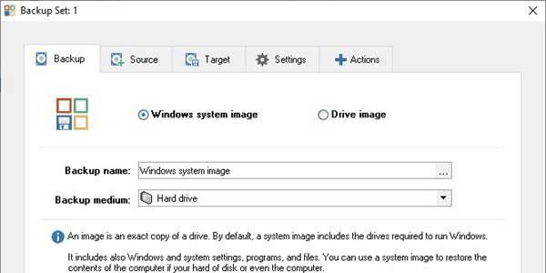 Tüm Windows Bölümleri Nasıl Yedeklenir Z-DBackup