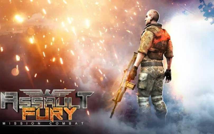 Assault Fury - Mission Combat Android Oyunu indir