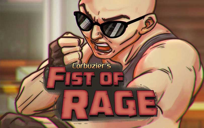 Fist of Rage 2D Battle Platformer Boks Oyunu indir