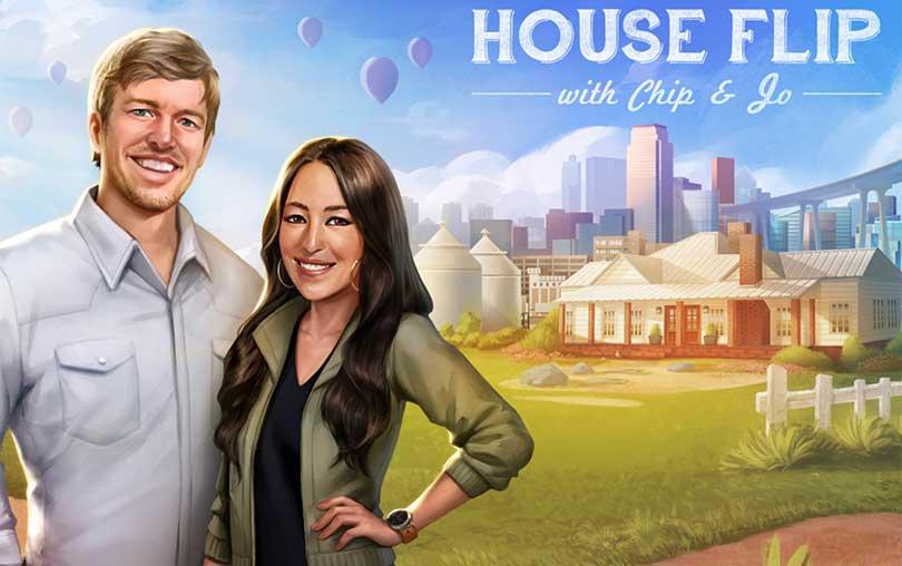 House Flip with Chip and Jo Simülasyon Oyunu indir