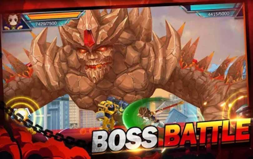 League of Warrior - Fighting Android Oyunu indir