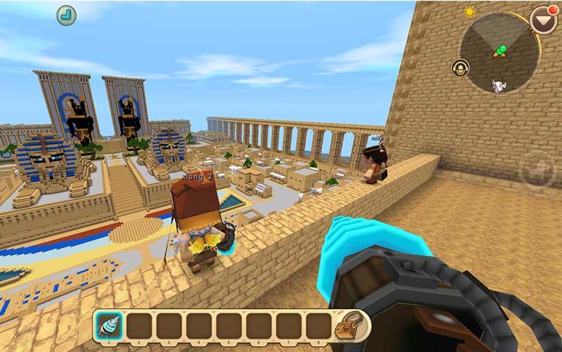 Mini World Block Art Simülasyon Oyunu indir