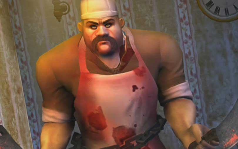 Scary Butcher 3D Strateji Oyunu indir