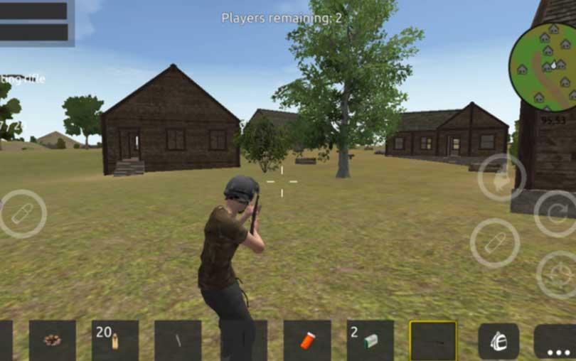 TIO Battlegrounds Royale Android Silah Oyunu İndir