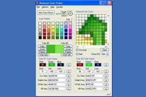 Ücretsiz Renk Bulma Programı Bullseye Color Picker
