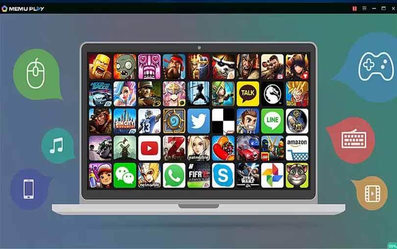 MEmu Emulator ile Android Oyunları PC'de Oynayın