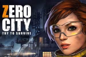 Simulasyon Oyunu: Zero City Zombie Shelter Survival