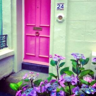 a post Notting Hill flat