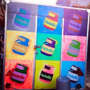 street art in Camden Town