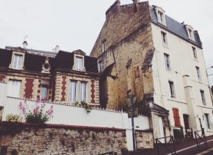 vintage aesthetics in the North France countryside