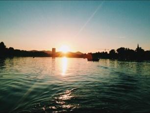 boat ride down the Danube River