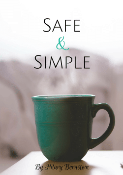 Safe & Simple by Hilary Bernstein