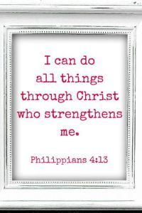 An Easy Way to Remind Yourself of Scripture at Home
