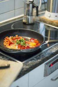 How to Clean a Burnt-On Mess on a Glass Cooktop Stove