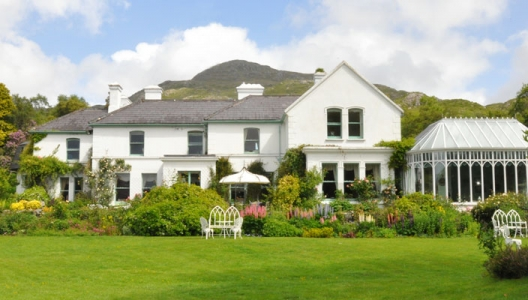 Cashel House Hotel, Connemara, Ireland