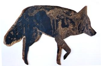 coyote_linocut