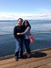 Lovely May afternoon in Seattle