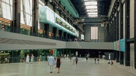 The Turbine Hall Photo Credit: Wikipedia
