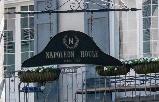 #napoleonhouse
