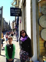 Wandering the Royal Mile