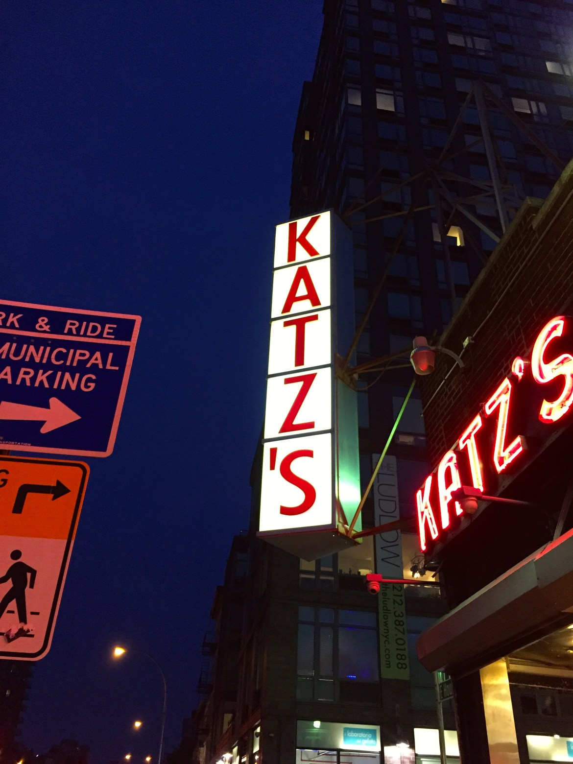 Katz's Deli New York