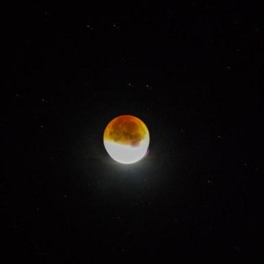 #supermooneclipse