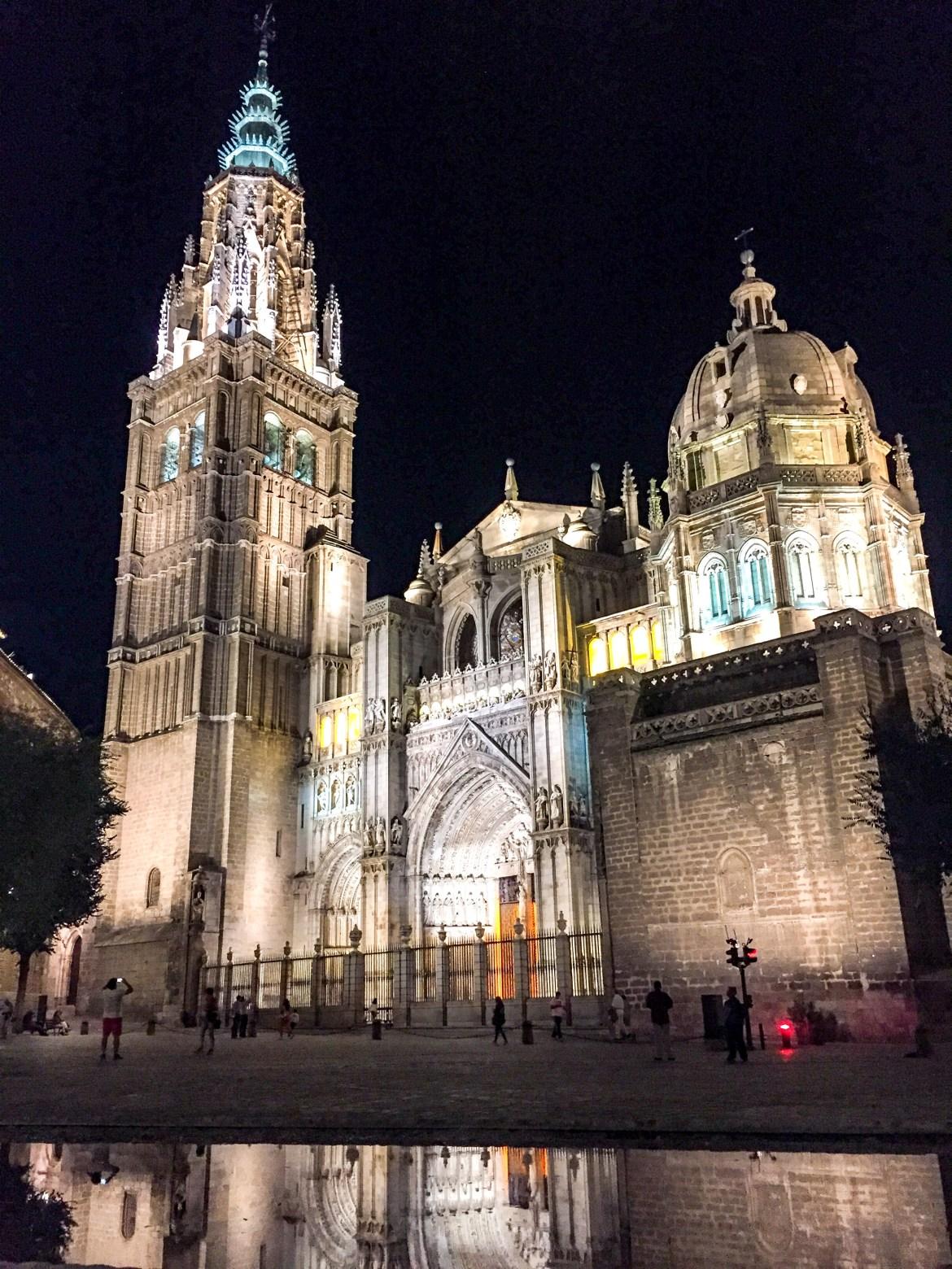 #cathedraloftoledo