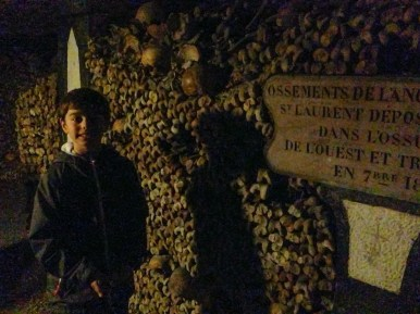 Paris Catacombs-3691