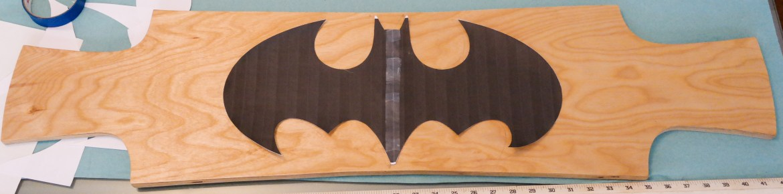 #batmanskatboard