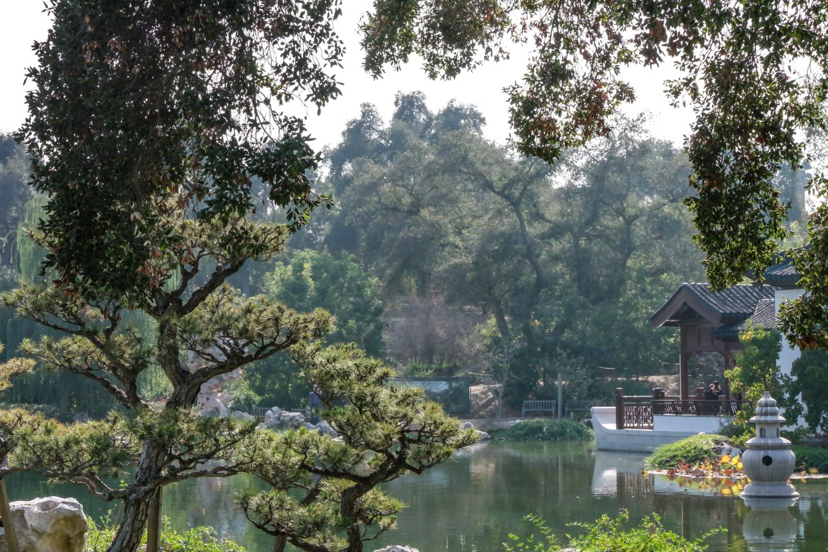 SAMSUNG SoCal Adventure: Huntington Botanical Gardens