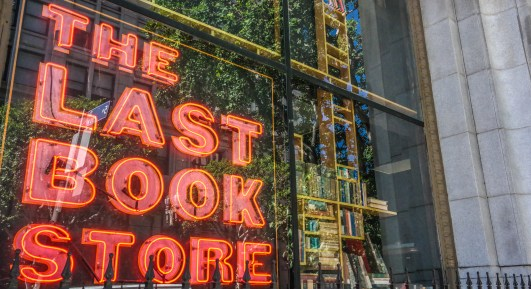 #thelastbookstore