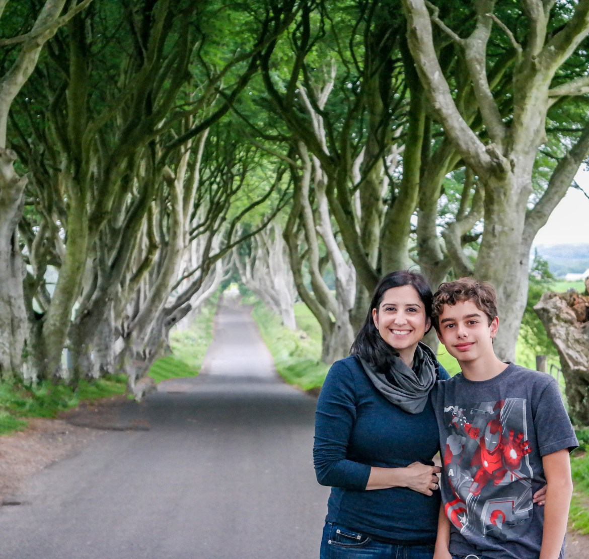 #darkhedges