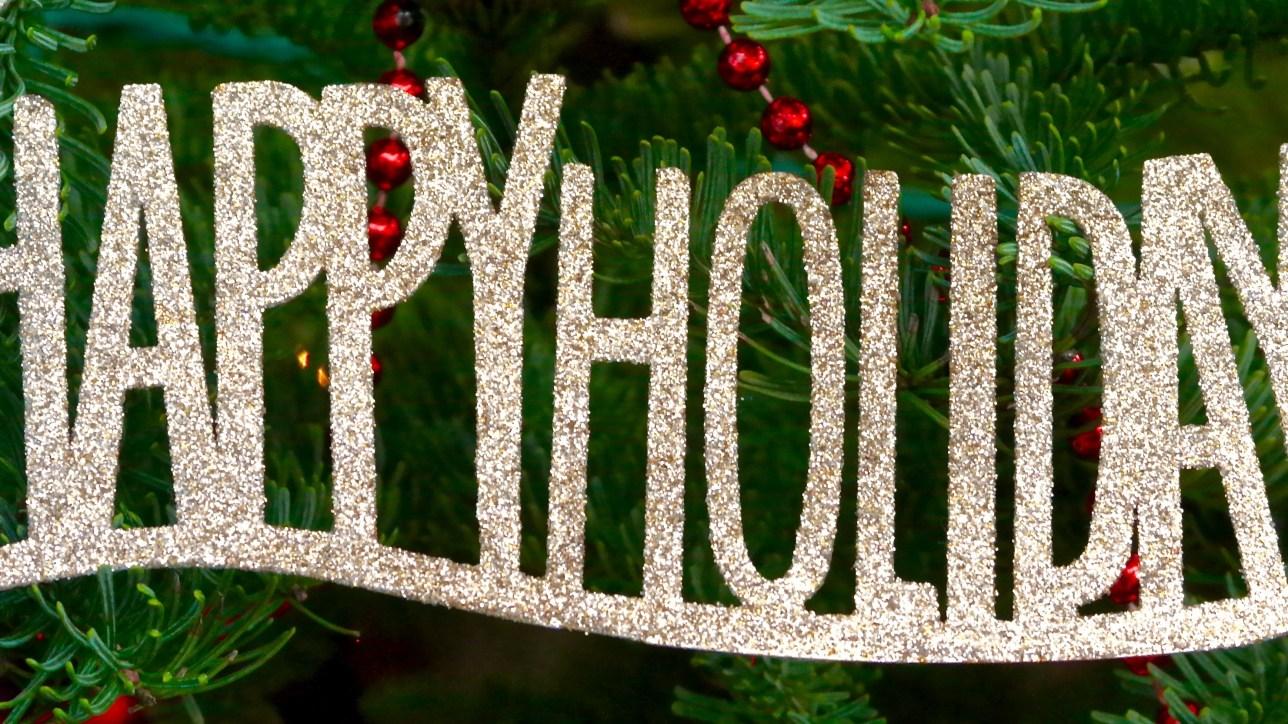 Oh Christmas Tree | HilaryStyle