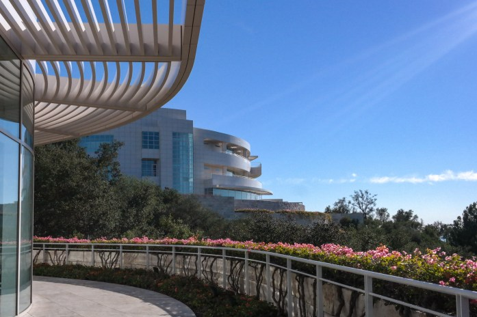 Getty Center Los Angeles California