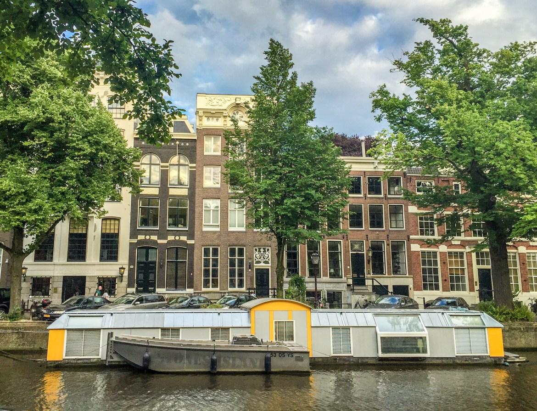 #amsterdamhouseboat